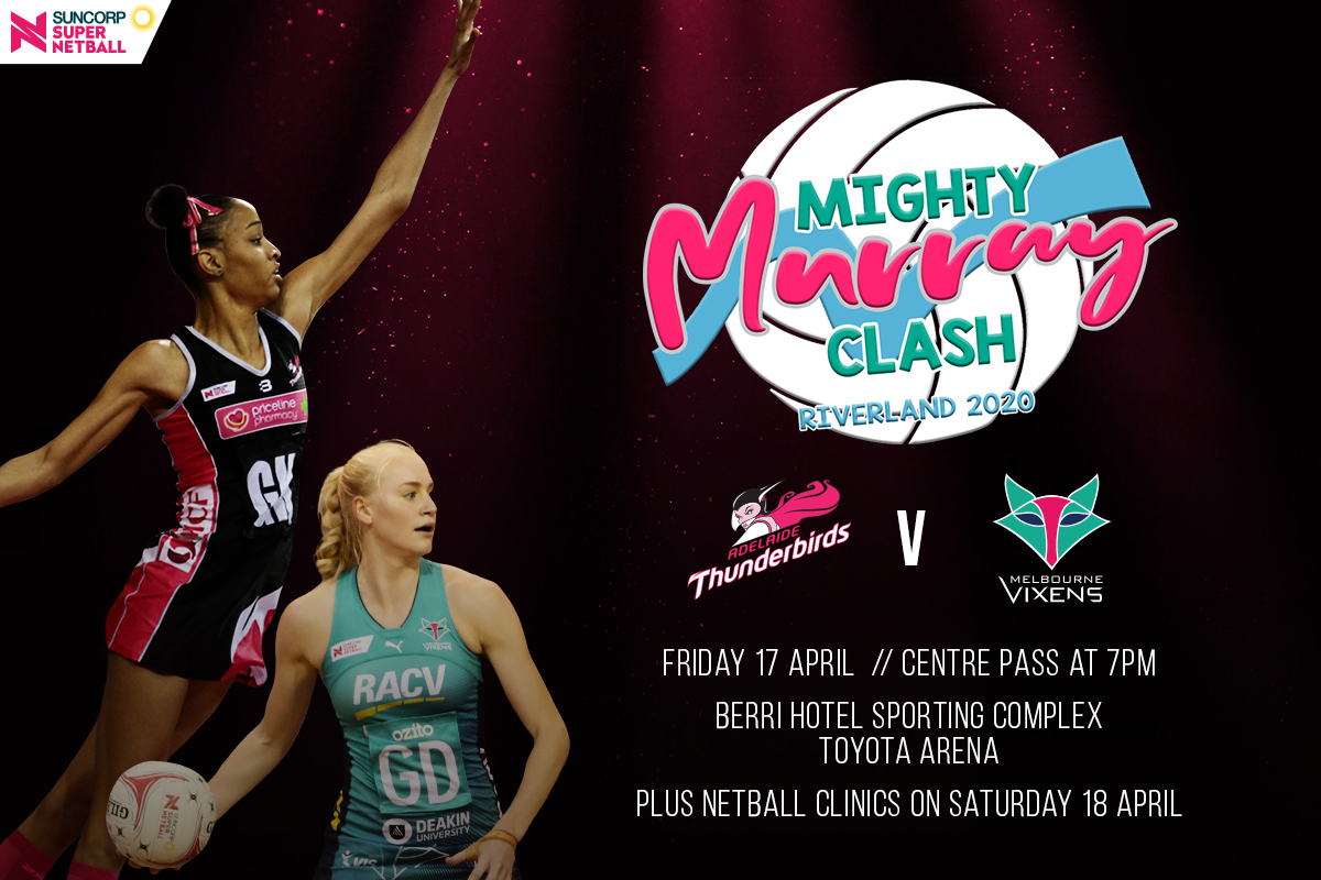 Mighty Murray Clash